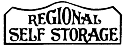 Regional Self Storage logo